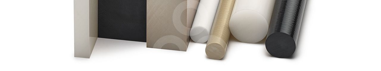 Chemical Resistant Plastic Sheets and Plastic Rods