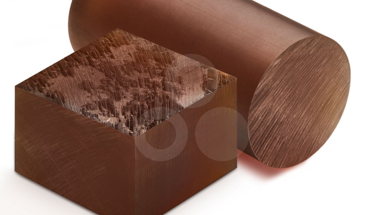 PES material Plastic Material TECASON E natural